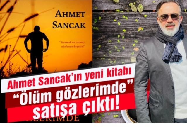 AHMET SANCAK ın Yeni Kitabı çıktı